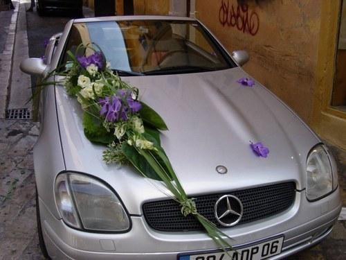 decoration voiture mariage tati animations et dcorations autres notre fvrier - Decoration Capot Voiture Mariage